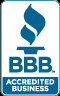 We are a Better Business Bureau Member!